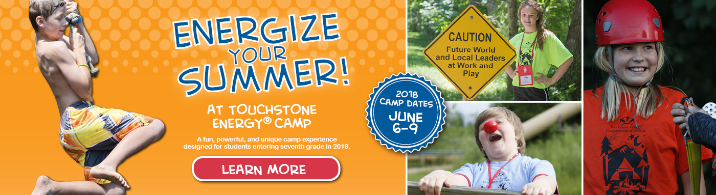 Link to Touchstone Energy Camp