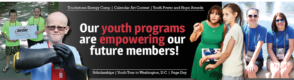 Our youth programs are empowering our future members.