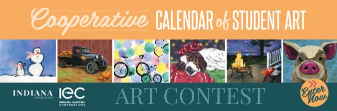 2020 Cooperative Calendar of Student Art