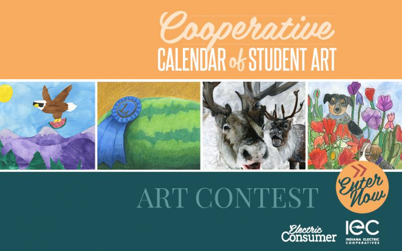 2019 Cooperative Calendar of Student Art